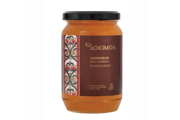 Miere poliflora bio, Sfantul Munte Athos – 400 g