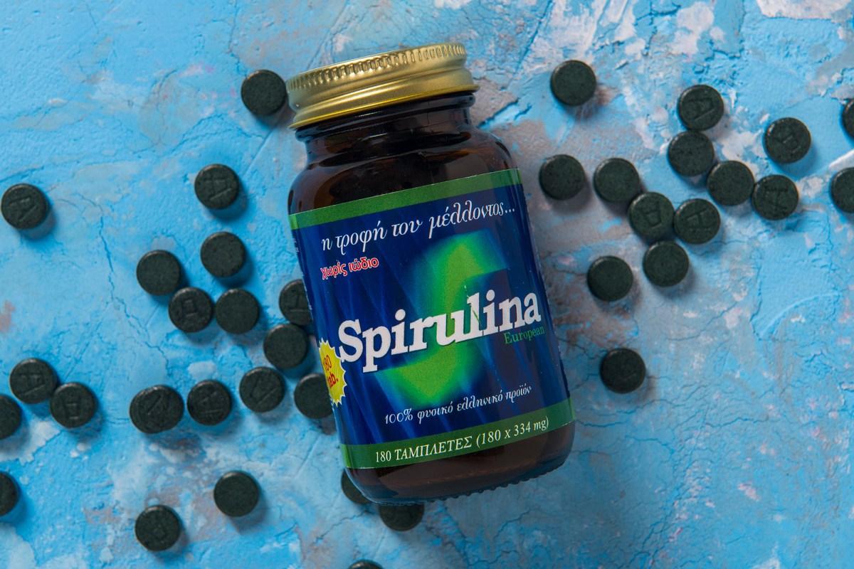 Spirulina Organica BIO | Spirulina Grecia