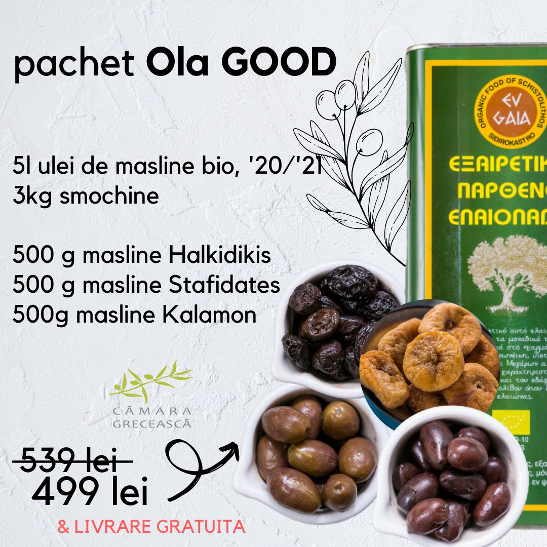 Pachet Ola GOOD - Livrare gratuita
