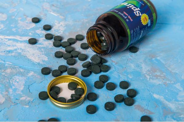 Spirulina Organica BIO tablete | Spirulina Grecia