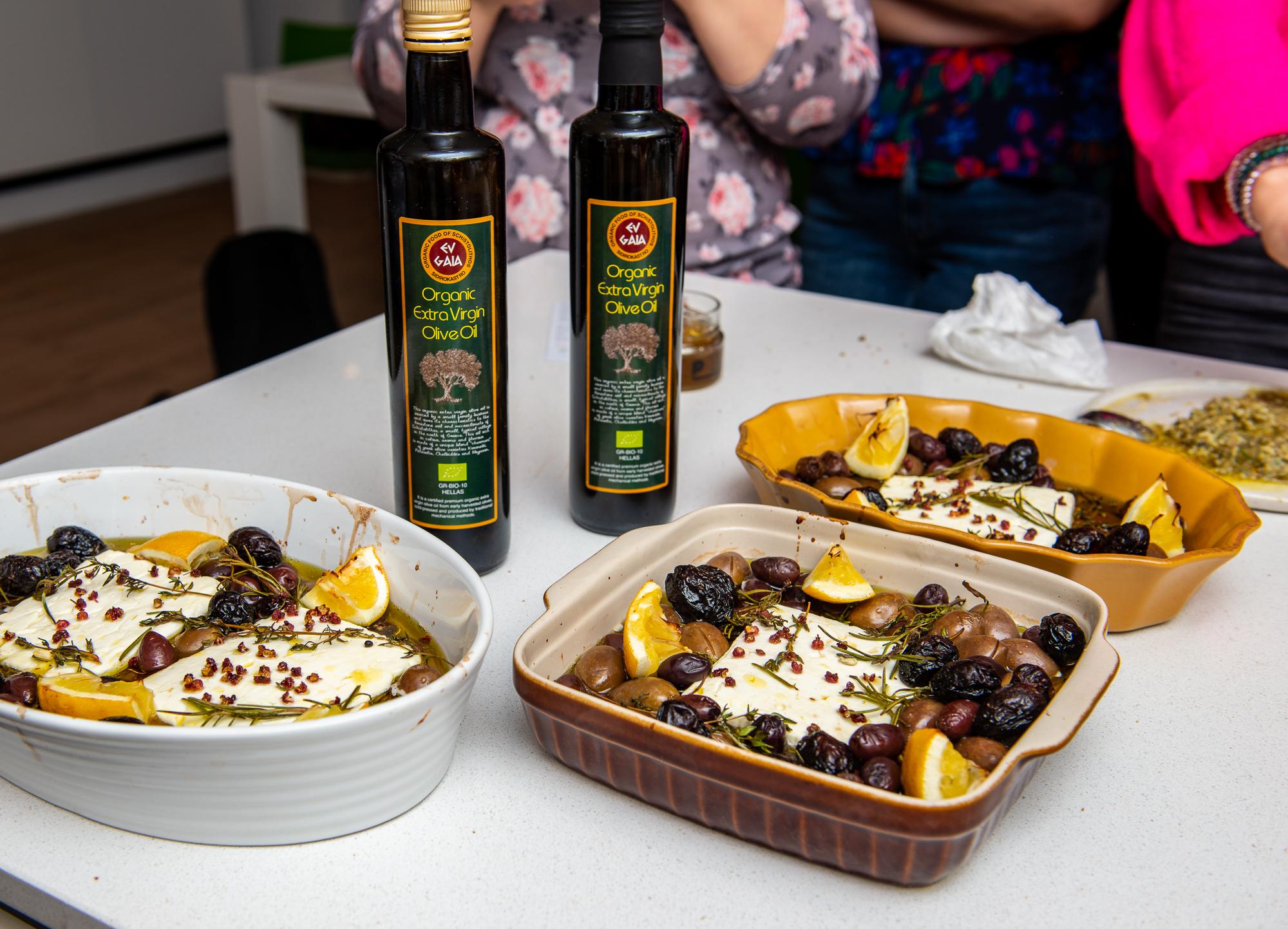 Atelier de gatit mediteranean. Ed I. Bucuresti