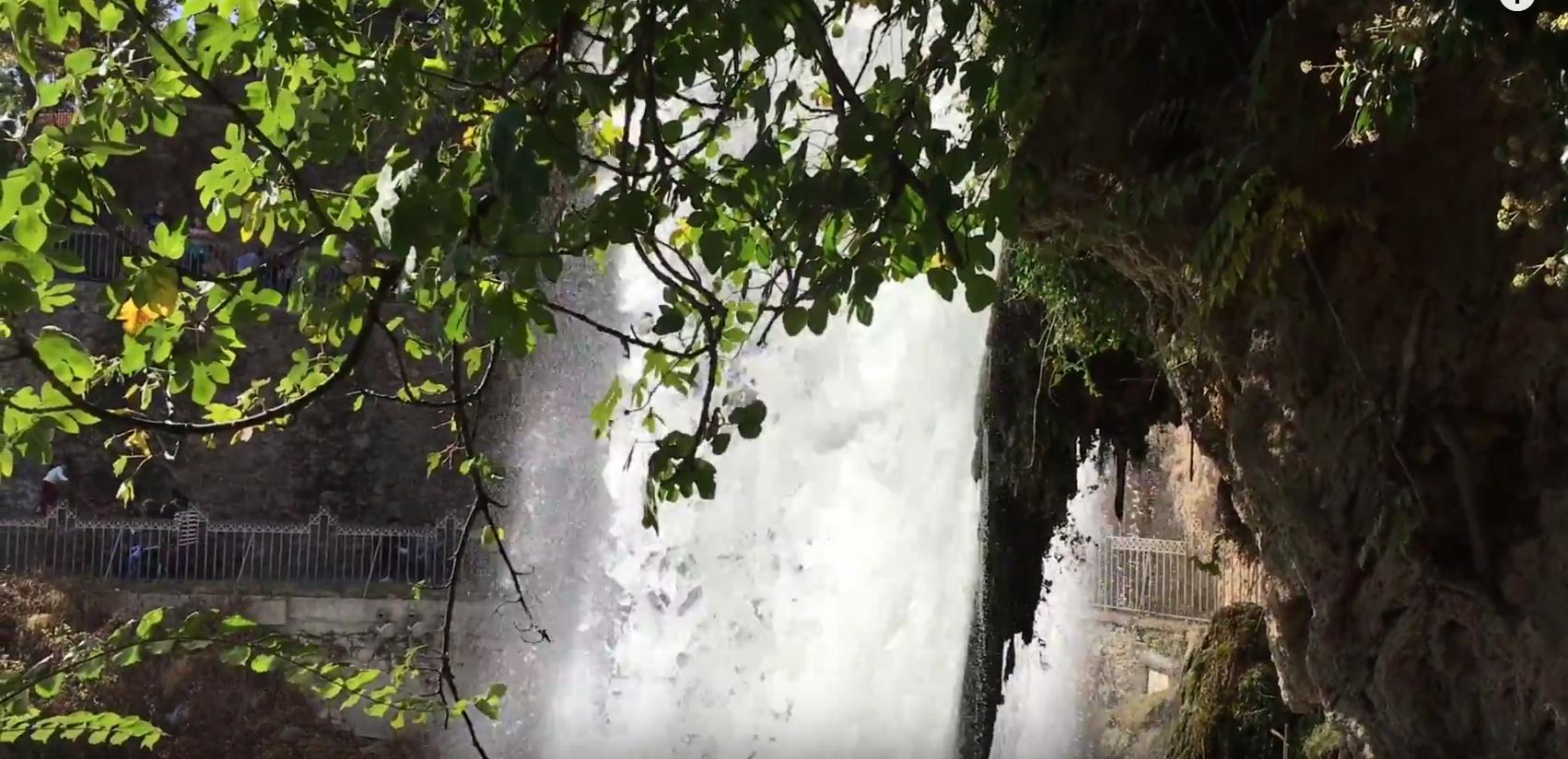 Edessa. Orasul cascadelor gemene
