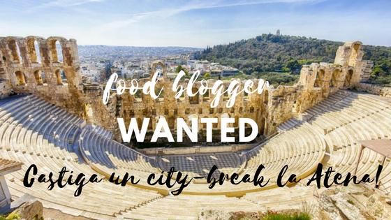 Food blogger si fan ulei extravirgin de masline? Te trimitem la Atena!